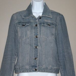 Jean Jacket by Body Central